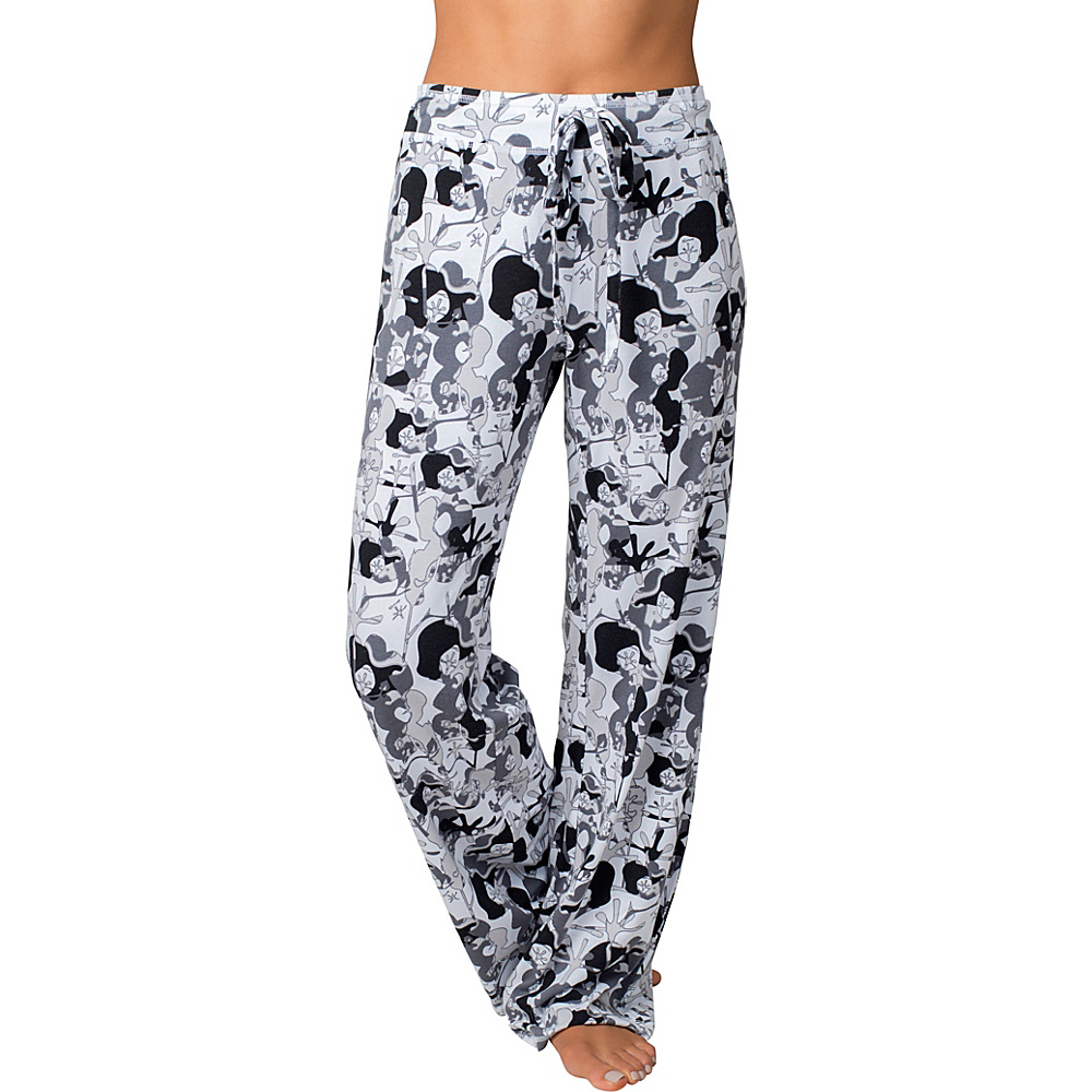 Soybu Stretch Cotton Modal Lounge Pant L Orchid Pond Soybu Women s Apparel