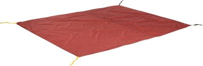 Big Agnes Big House 6 Person Footprint Red - 6 Person - Big Agnes Outdoor Accessories