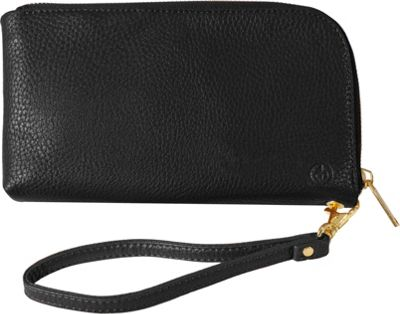 Chic Buds Chic Buds Clutchette Power Black - Chic Buds Manmade Handbags