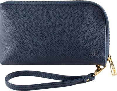 Chic Buds Chic Buds Clutchette Power Navy - Chic Buds Manmade Handbags