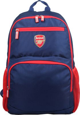 Image of Arsenal Team Team Backpack Blue - Arsenal Team School & Day Hiking Backpacks