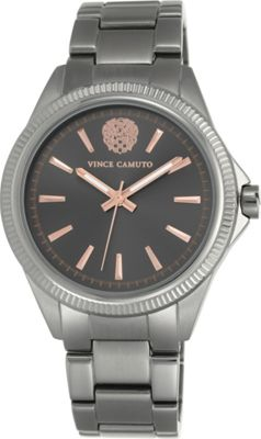 Vince Camuto Watches Women's Bracelet Watch - 41mm Gunmetal - Vince Camuto Watches Watches