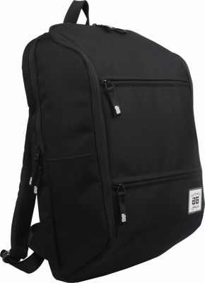 AfterGen Travelers Backpack Black - AfterGen Business & Laptop Backpacks