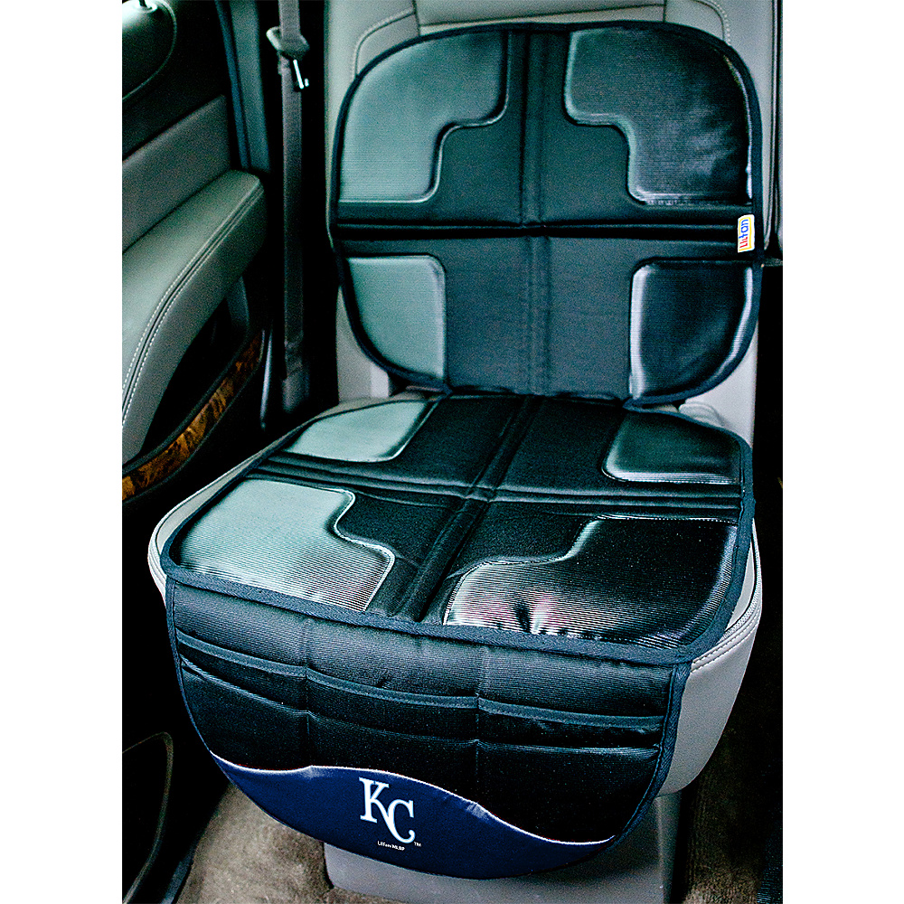 Lil Fan MLB Seat Protector Kansas City Royals Lil Fan Trunk and Transport Organization