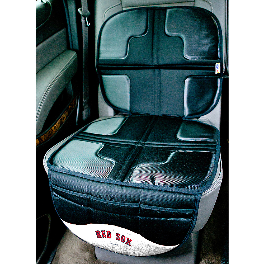 Lil Fan MLB Seat Protector Boston Red Sox Lil Fan Trunk and Transport Organization