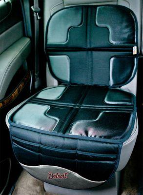 Lil Fan MLB Seat Protector Detroit Tigers - Lil Fan Trunk and Transport Organization