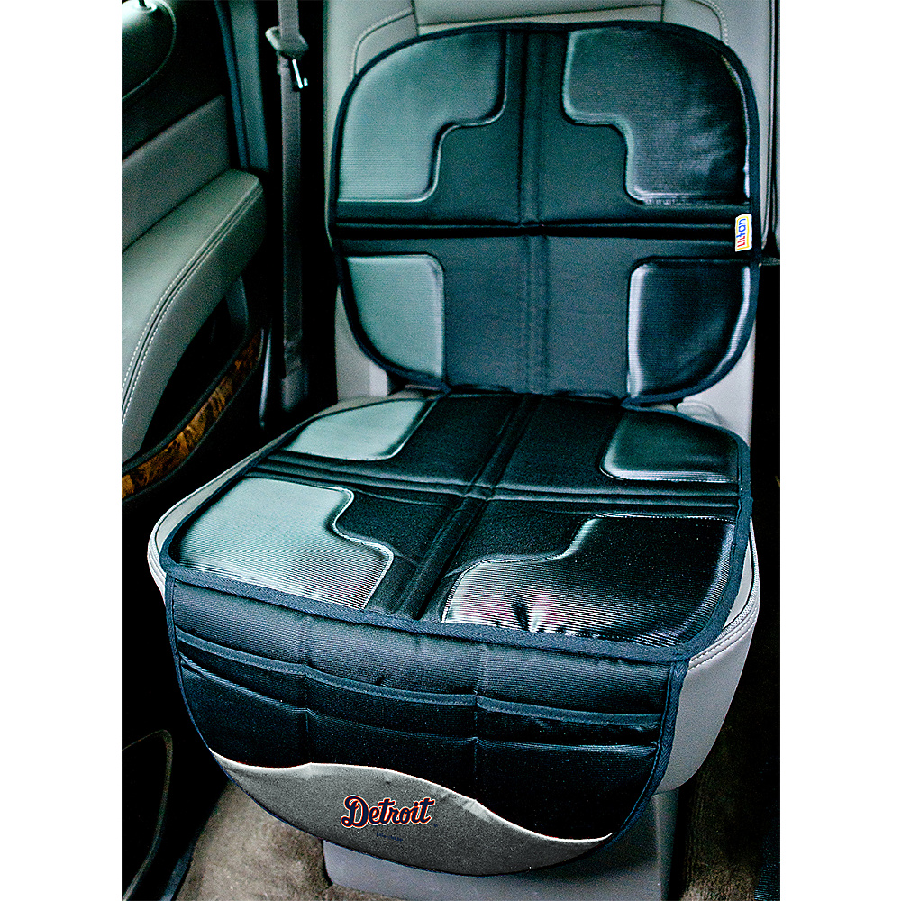 Lil Fan MLB Seat Protector Detroit Tigers Lil Fan Trunk and Transport Organization