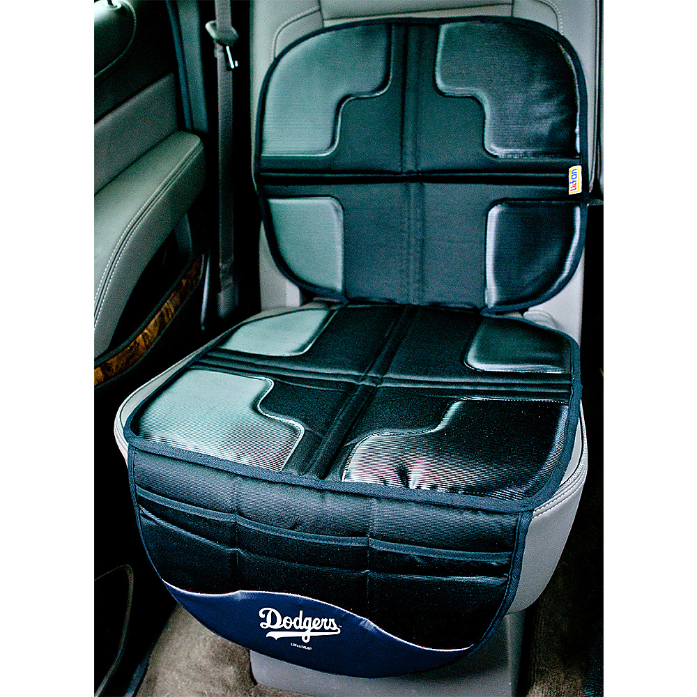 Lil Fan MLB Seat Protector Los Angeles Dodgers Lil Fan Trunk and Transport Organization