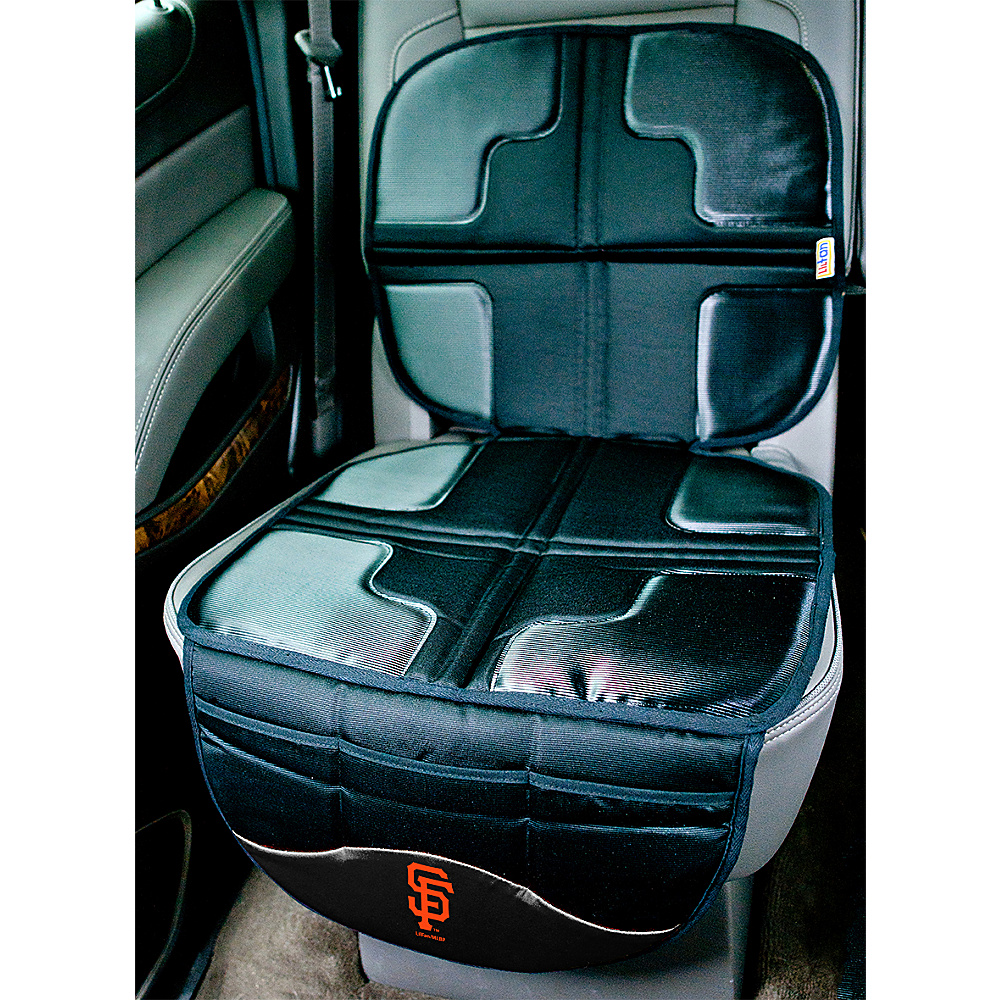 Lil Fan MLB Seat Protector San Francisco Giants Lil Fan Trunk and Transport Organization