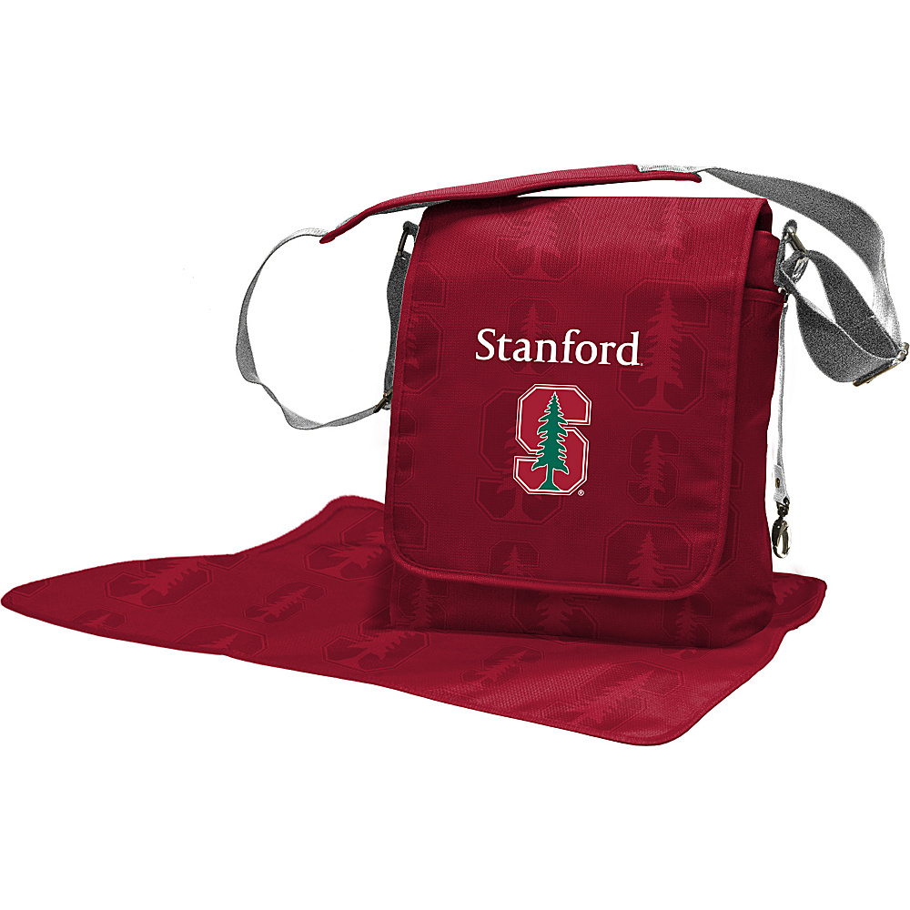 Lil Fan PAC-12 Teams Messenger Bag Stanford University - Lil Fan Diaper Bags & Accessories