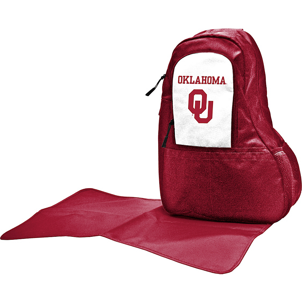 Lil Fan Big 12 Teams Sling Bag University of Oklahoma Lil Fan Diaper Bags Accessories