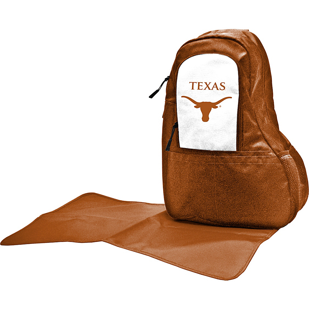 Lil Fan Big 12 Teams Sling Bag University of Texas Lil Fan Diaper Bags Accessories