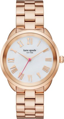 kate spade watches Crosstown Watch Rose Gold - kate spade watches Watches