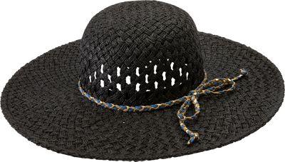 Volcom Get Away Floppy Hat M/L - Black - Volcom Hats/Gloves/Scarves