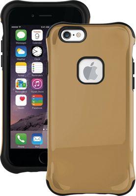 Ballistic iPhone 6/6s Urbanite Case Champagne Gold/Black - Ballistic Electronic Cases