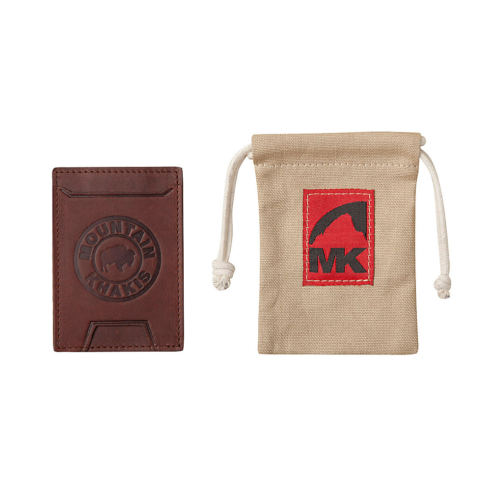 Mountain Khakis Wallet Brown - Mountain Khakis Mens Wallets - Work Bags & Briefcases, Men's Wallets