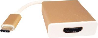 Rhino USB 3.1 Type C to HDMI Adapter White - Rhino Electronic Accessories
