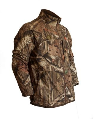 My Core Control Lightweight Rut Season Jacket M - Mossy Oak Infinity Break-Up Camo - My Core Control Men's Apparel
