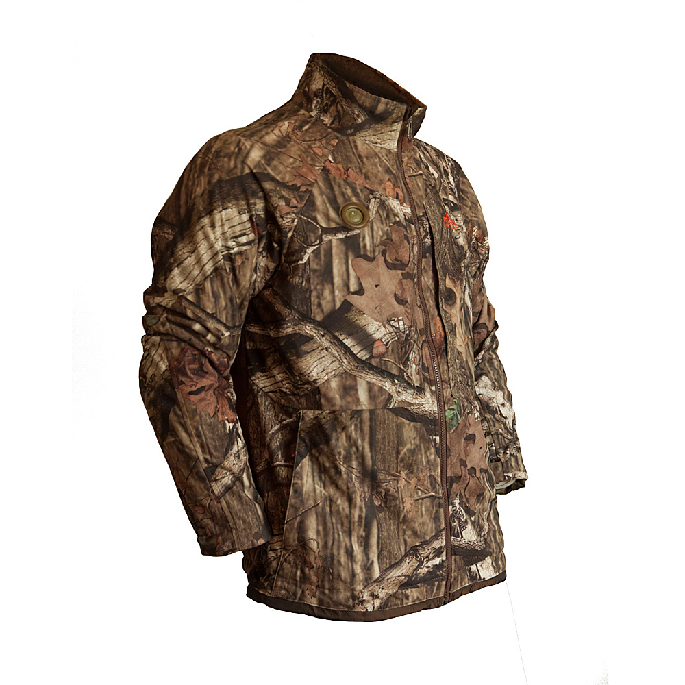 My Core Control Lightweight Rut Season Jacket M Mossy Oak Infinity Break Up Camo My Core Control Men s Apparel