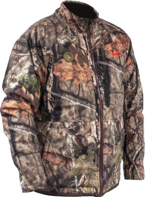 My Core Control Lightweight Rut Season Jacket L - Mossy Oak Infinity Break-Up Camo - My Core Control Men's Apparel
