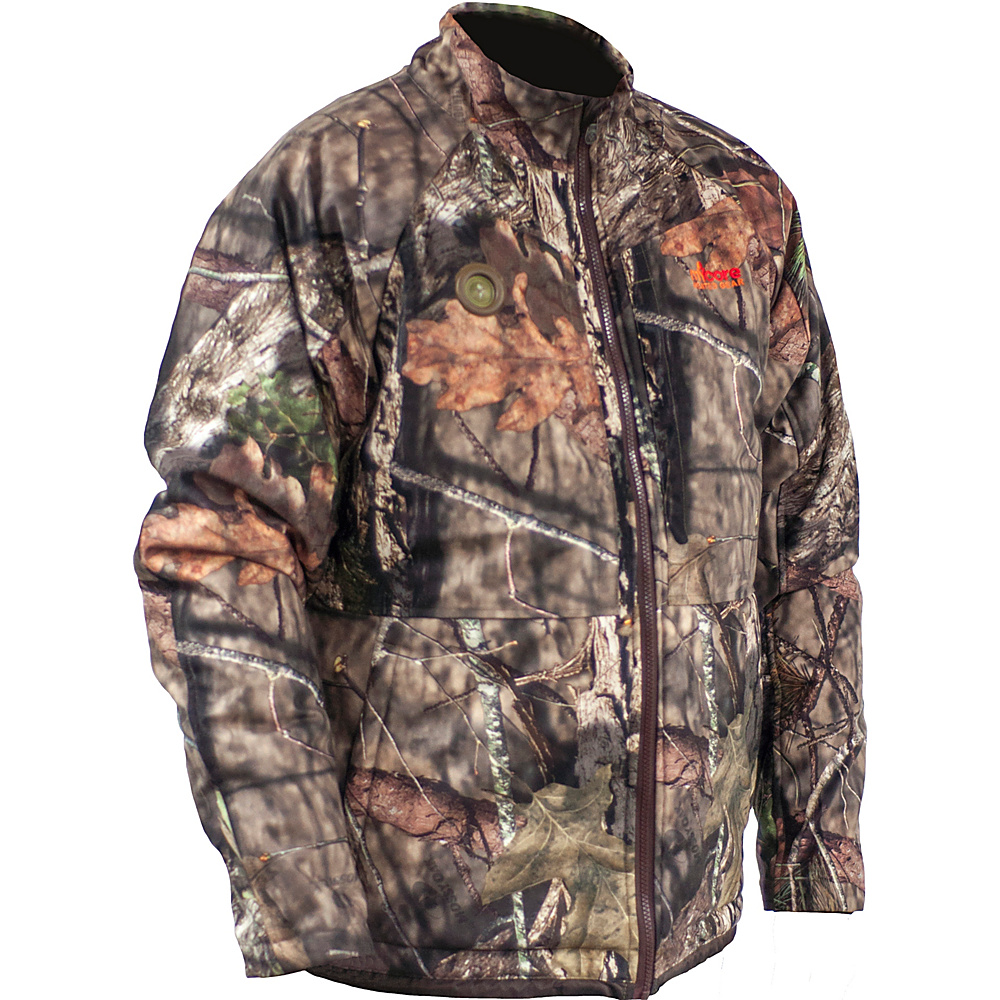 My Core Control Lightweight Rut Season Jacket L Mossy Oak Infinity Break Up Camo My Core Control Men s Apparel