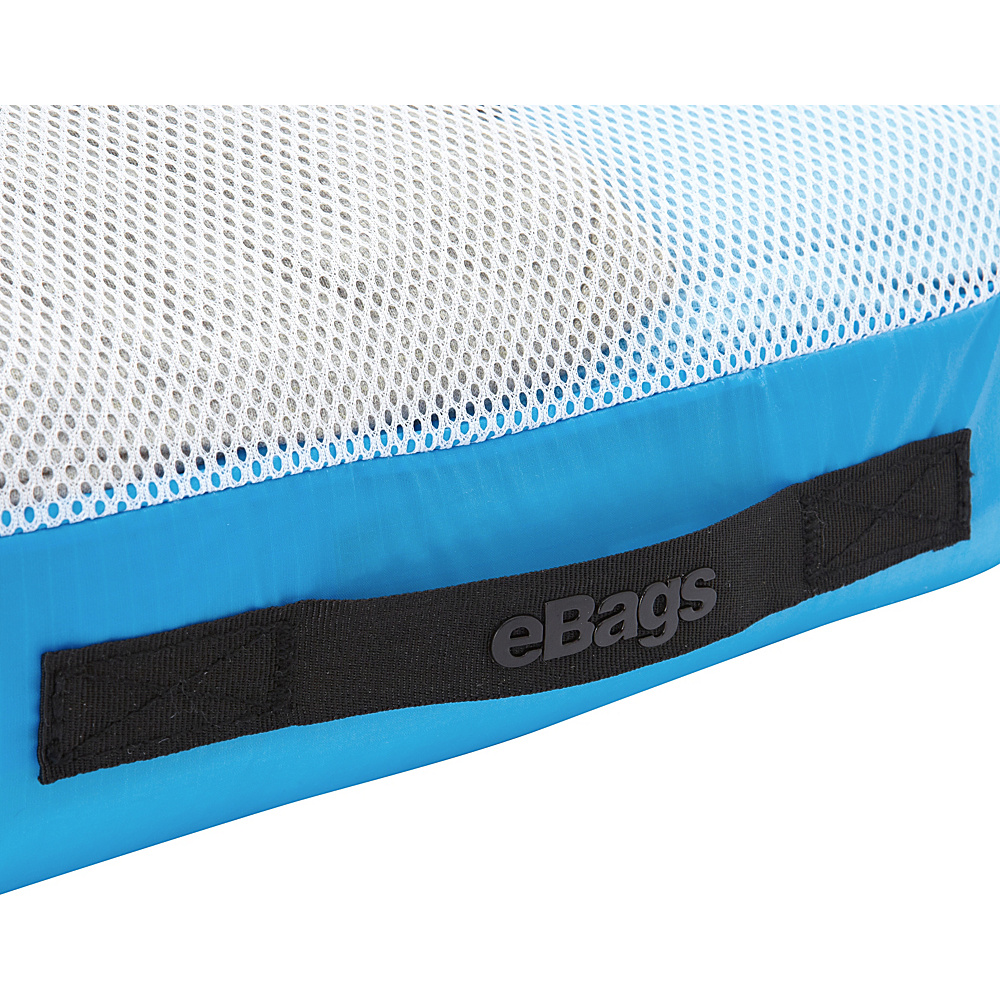 eBags-Ultralight-Packing-Cubes-Super-Packer-5pc-Set-Travel-Organizer-NEW