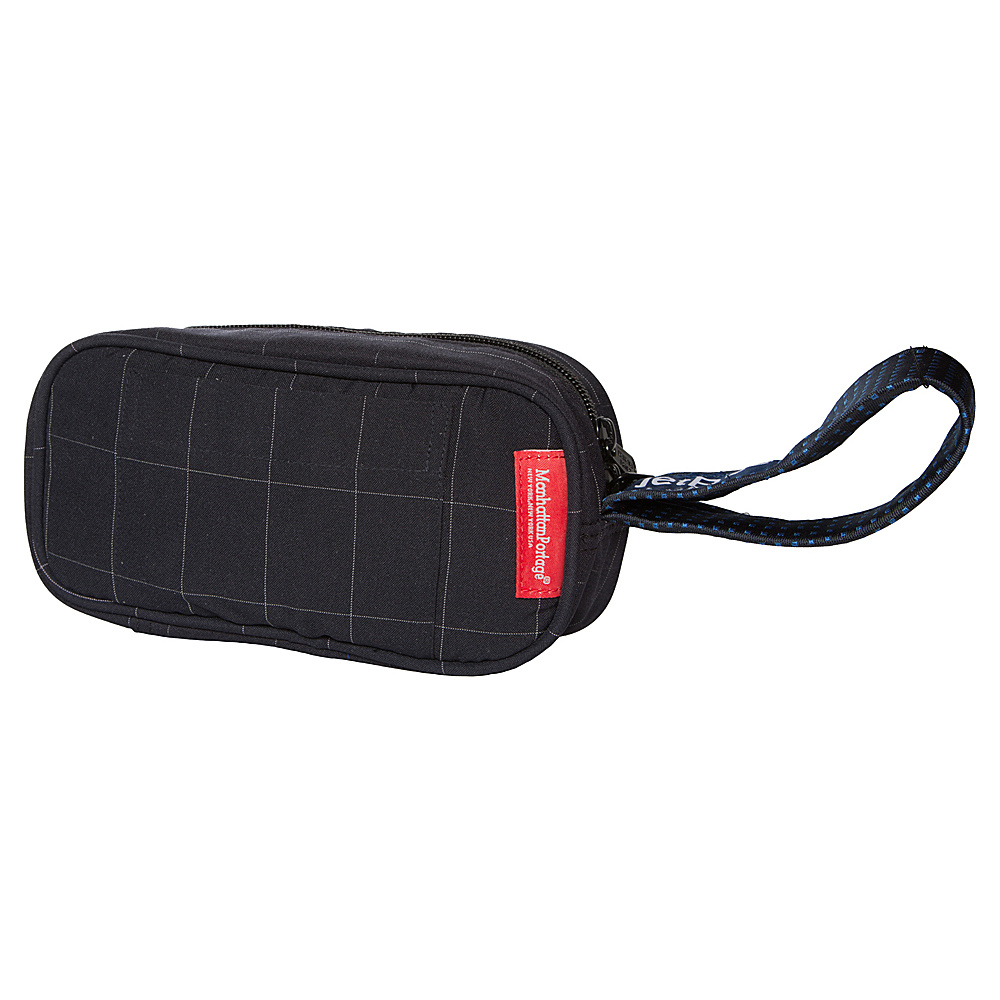 Manhattan Portage Jetblue Toiletry Case Black - Manhattan Portage Toiletry Kits - Travel Accessories, Toiletry Kits