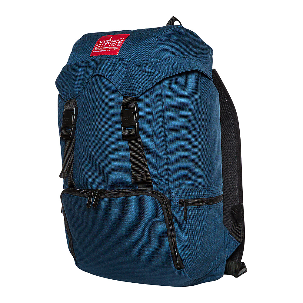 Manhattan Portage Hiker Backpack JR Navy - Manhattan Portage Day Hiking Backpacks