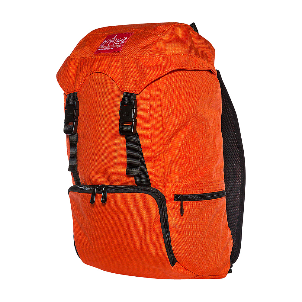 Manhattan Portage Hiker Backpack JR Orange - Manhattan Portage Day Hiking Backpacks