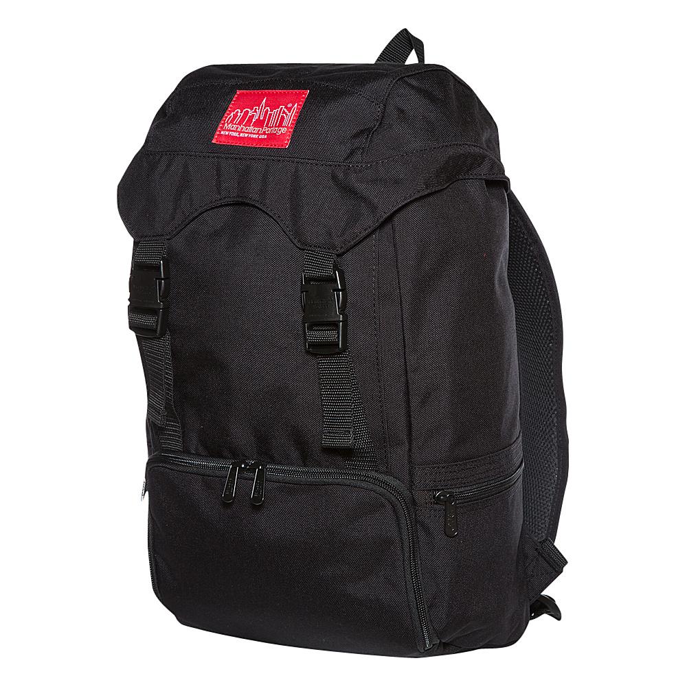 Manhattan Portage Hiker Backpack JR Black - Manhattan Portage Day Hiking Backpacks - Outdoor, Day Hiking Backpacks