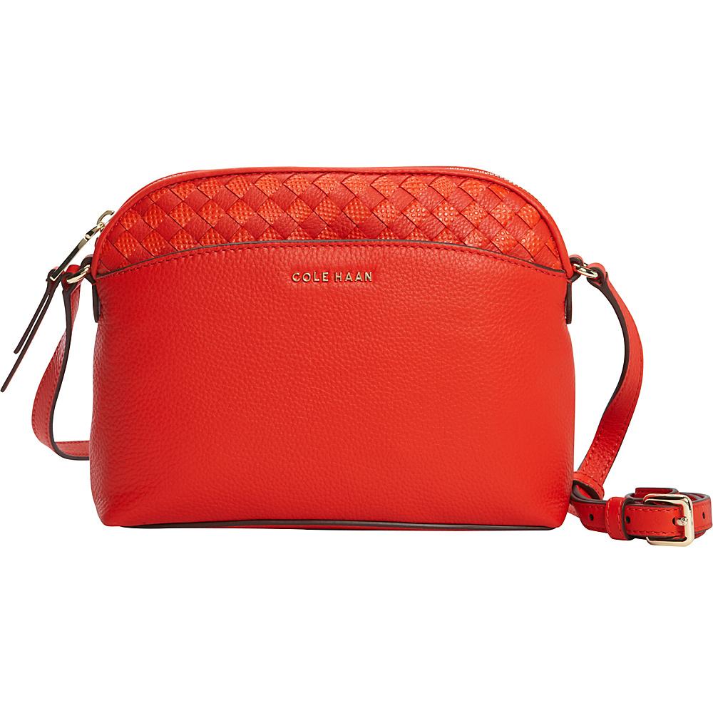 5b1ea86a88 $180.00 More Details · Cole Haan Luella Crossbody Citrus Red - Cole Haan  Designer Handbags