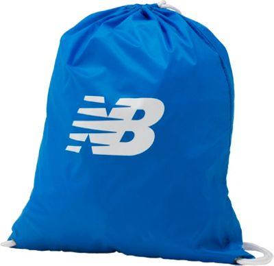 New Balance Gymsack Backpack Electric Blue - New Balance Everyday Backpacks