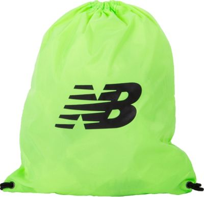 New Balance Gymsack Backpack Energy Lime - New Balance Everyday Backpacks