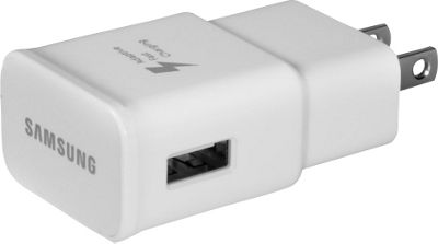 Samsung Fast Charging Adapter White - Samsung Electronic Accessories