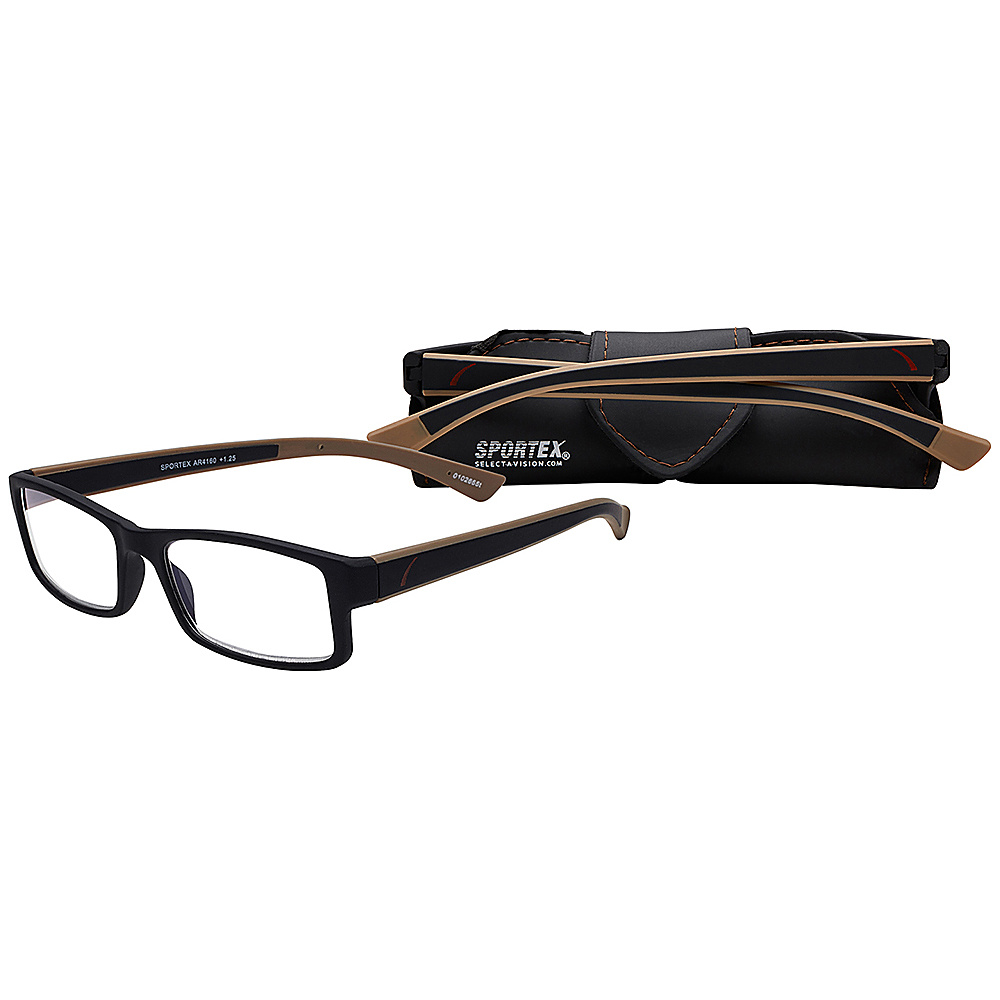 Select A Vision SportexAR Reading Glasses 2.00 Grey Select A Vision Sunglasses