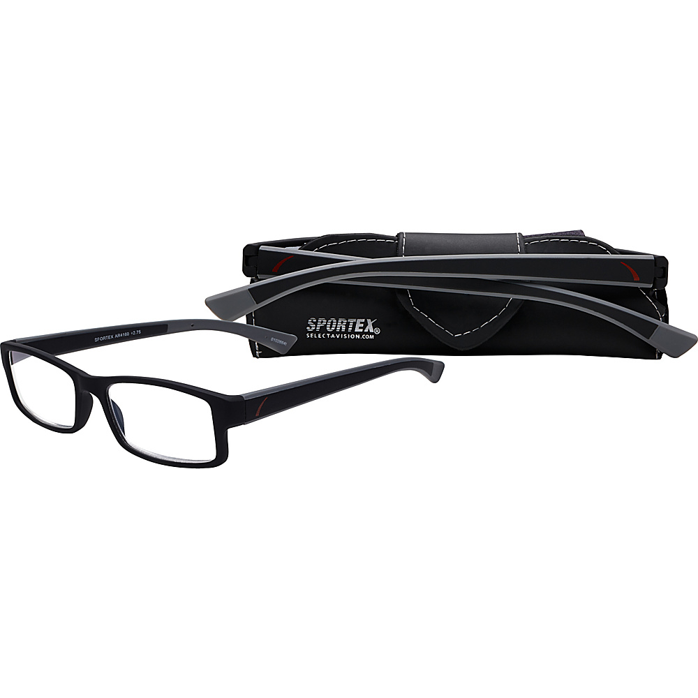 Select A Vision SportexAR Reading Glasses 2.75 Grey Select A Vision Sunglasses