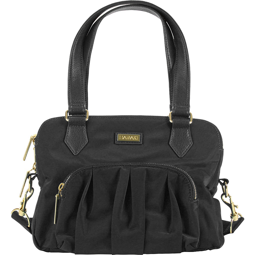 Hadaki French Quarter Sac Black - Hadaki Fabric Handbags - Handbags, Fabric Handbags