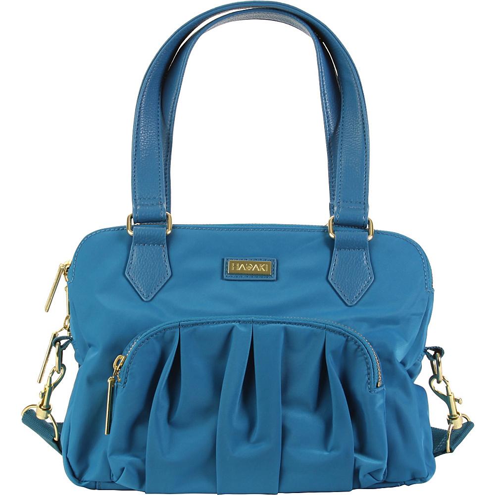 Hadaki French Quarter Sac Ocean Solid - Hadaki Fabric Handbags - Handbags, Fabric Handbags