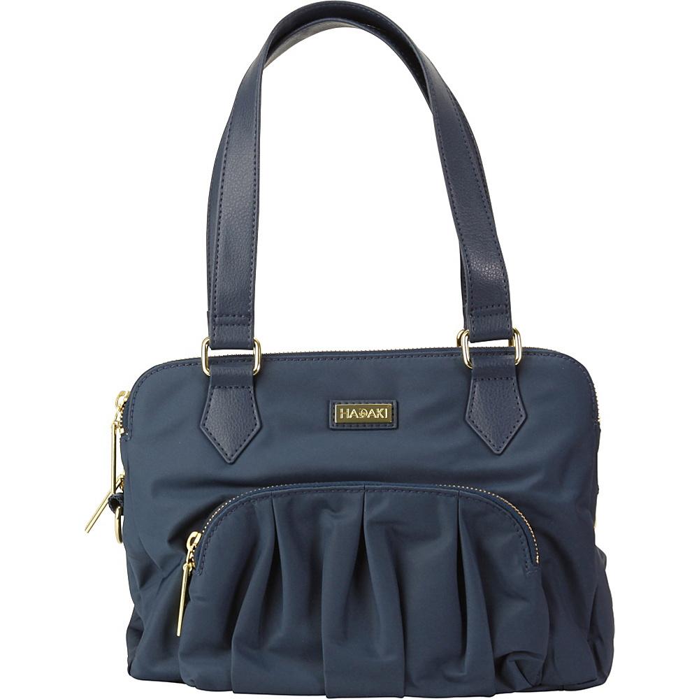 Hadaki French Quarter Sac Indian Teal - Hadaki Fabric Handbags - Handbags, Fabric Handbags