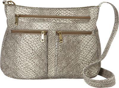Travelon Anti Theft Crossbody And Rfid Id Pouch Set Cross Body Bag New Ebay