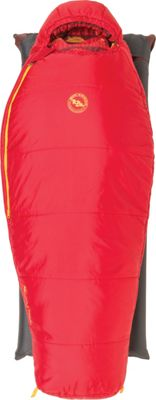 Big Agnes Kids Little Red 15 Synthetic Sleeping Bag Salsa - Kids Right - Big Agnes Outdoor Accessories