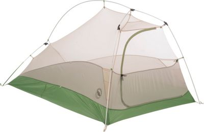 Big Agnes Big Agnes Seedhouse SL 2 Person Tent Ash/Green - Big Agnes Outdoor Accessories