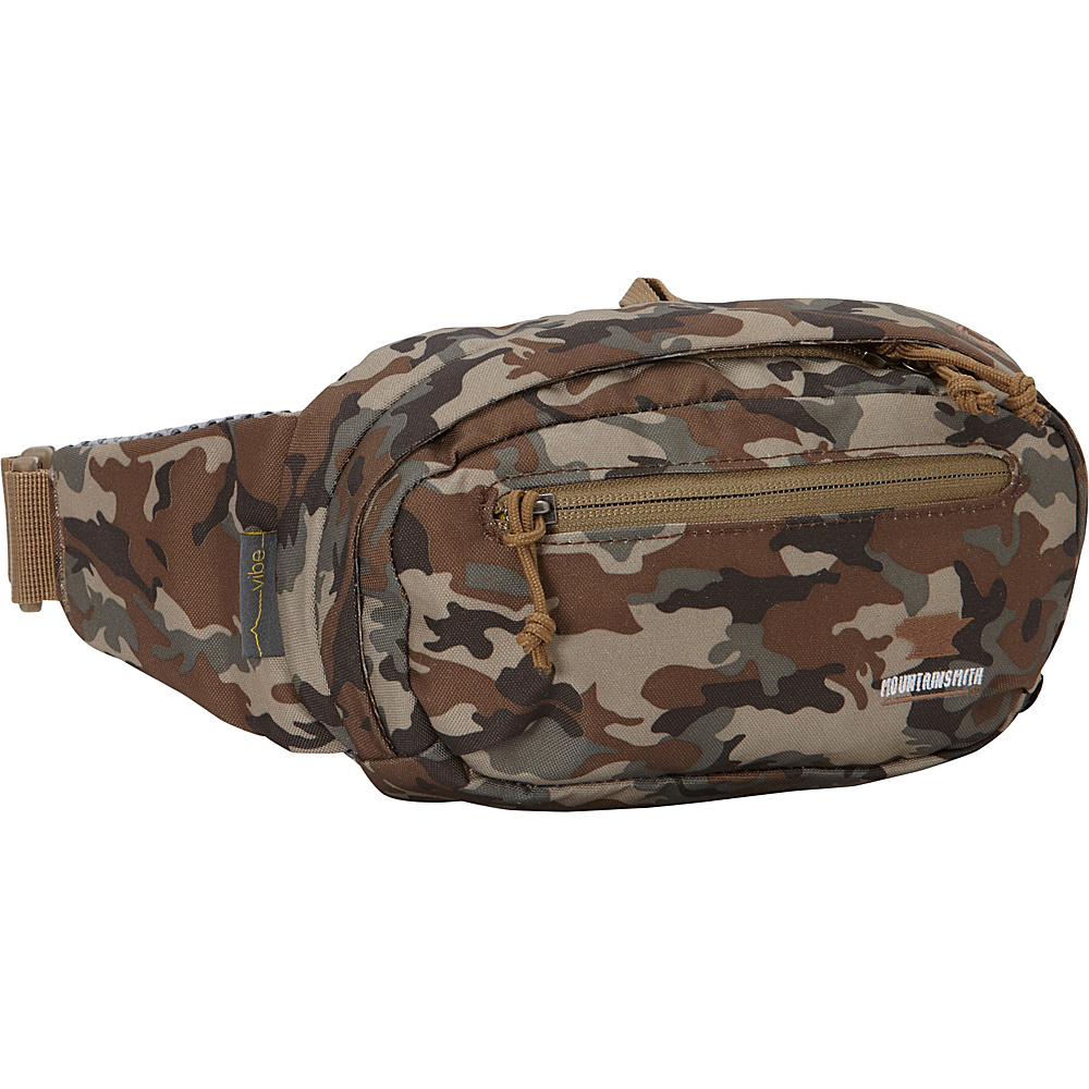 Mountainsmith Vibe Waistpack Dark Camo Mountainsmith Waist Packs