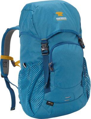 Mountainsmith Rockit 16 Hiking Backpack Glacier Blue - Mountainsmith Everyday Backpacks