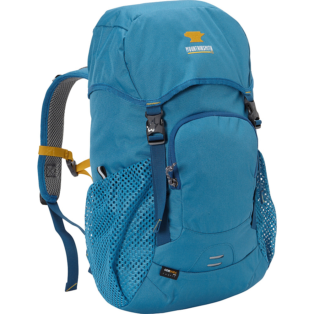Mountainsmith Rockit 16 Hiking Backpack Glacier Blue Mountainsmith Everyday Backpacks