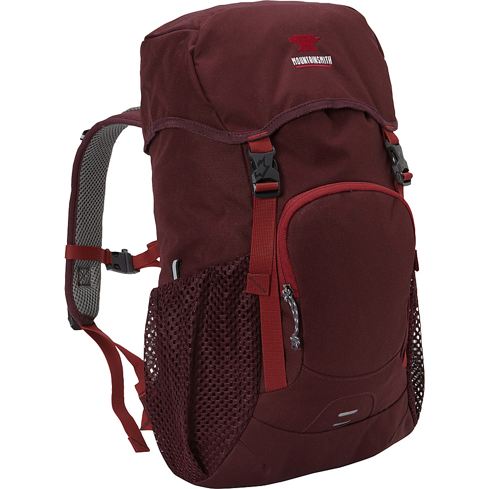 Mountainsmith Rockit 16 Hiking Backpack Huckleberry Mountainsmith Everyday Backpacks