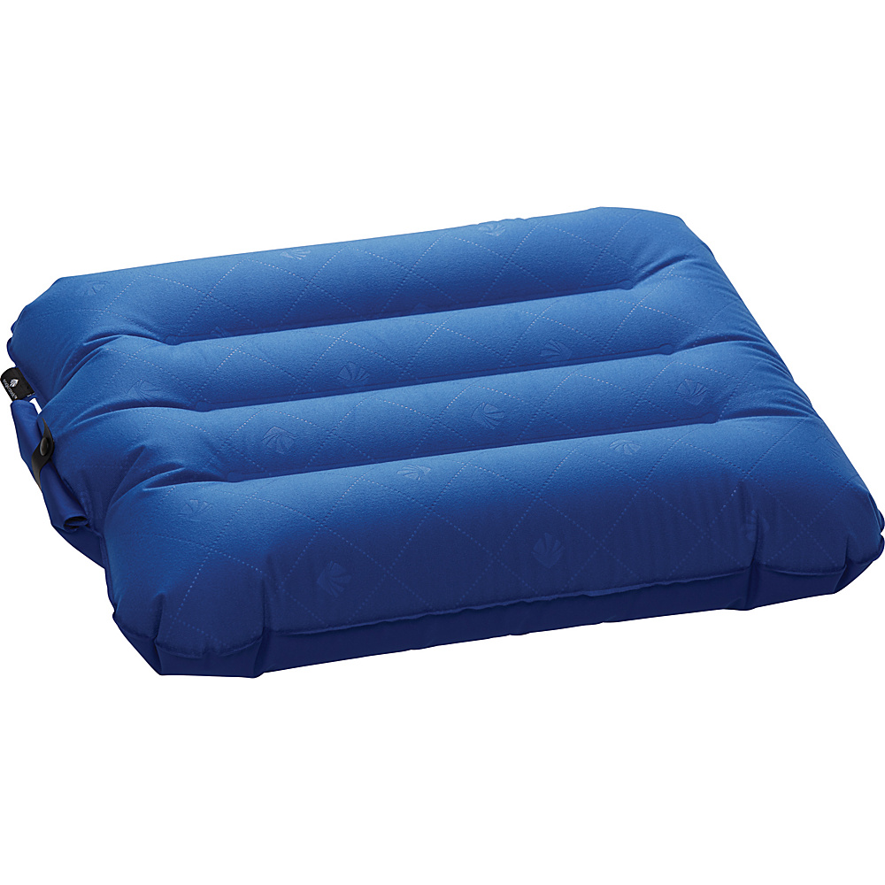 Eagle Creek Fast Inflate Pillow L Blue Sea - Eagle Creek Travel Pillows & Blankets - Travel Accessories, Travel Pillows & Blankets