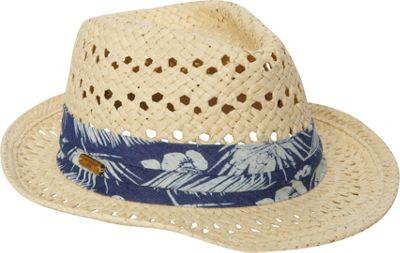 Caribbean Joe Accessories Hampton Palms Hat One Size - Natural - Caribbean Joe Accessories Hats/Gloves/Scarves