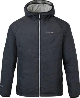 Craghoppers Nat Geo Compresslite Travel Jacket L - Black - Craghoppers Men's Apparel