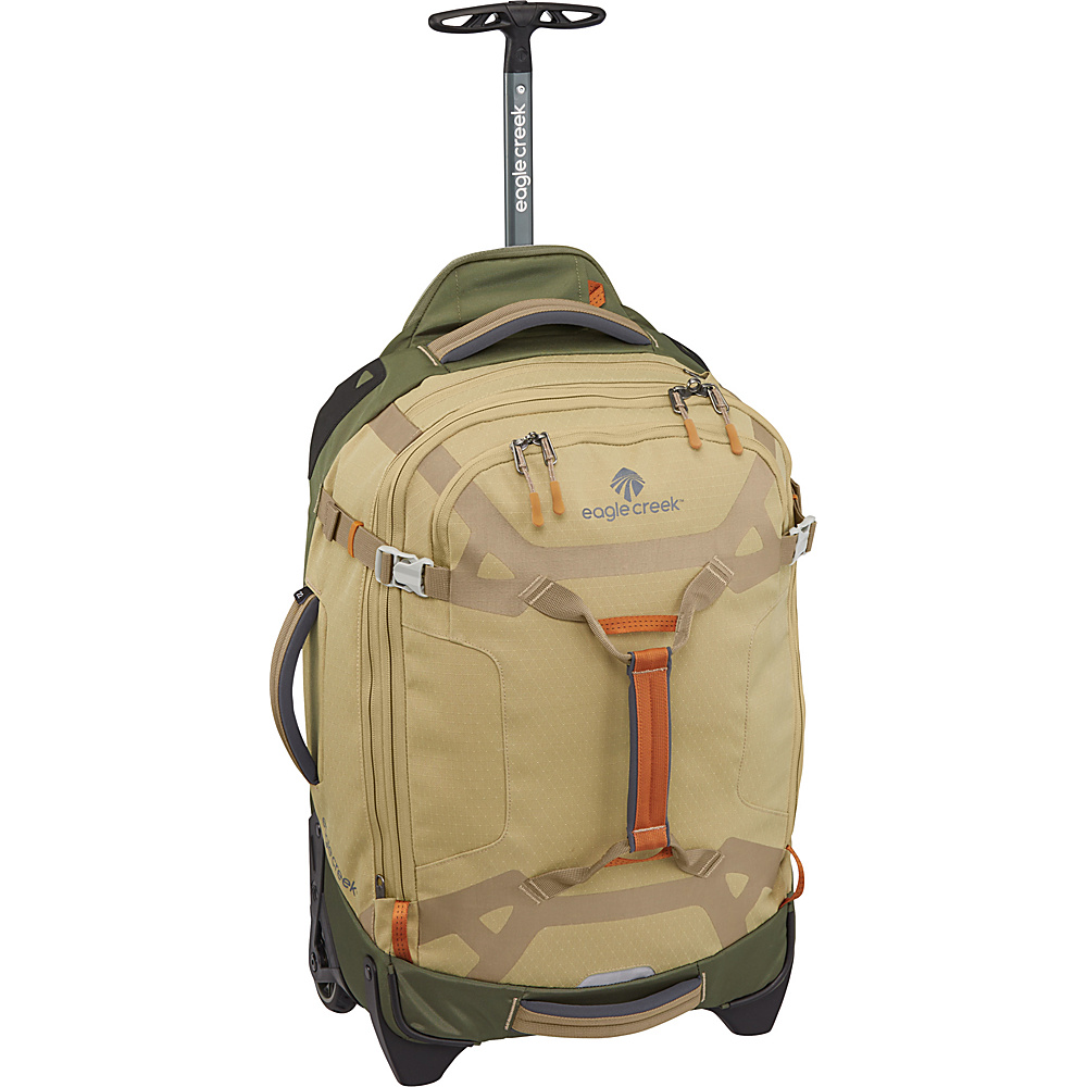 Eagle Creek Load Warrior 22 Duffel Bag Tan/Olive - Eagle Creek Softside Carry-On - Luggage, Softside Carry-On